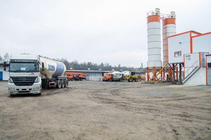 Завод бетон тамбов арт бетон завод